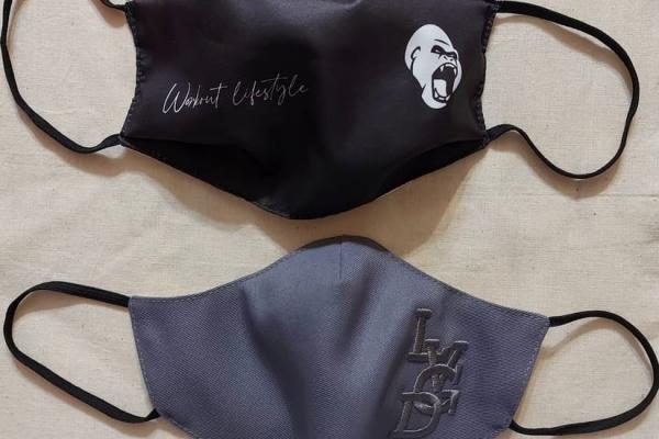 prodotti-mascherina-gorilla-stampata-in-sublimazione-e-LVGD-ricamata