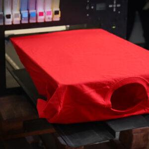 Stampa digitale su tessuto